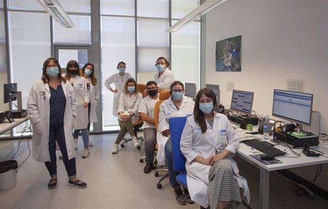 Equipo de rastreadores de la COVID-19 de la Consejería de Salud de La Rioja
