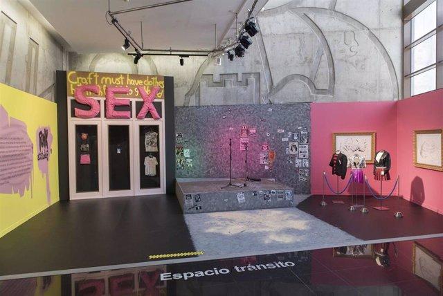 """Espacio Tránsito acoge la muestra de la evolución del movimiento punk titulada """"Punk Attitude?"""", del artista Bertrand Grave"""