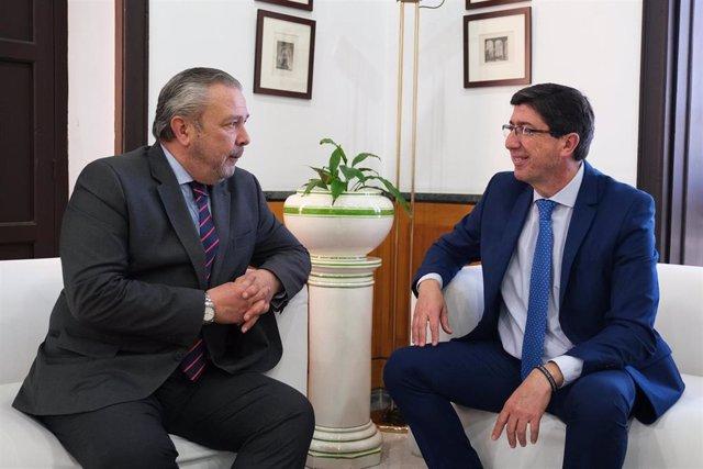 Granada.- Junta refuerza el personal de guardia en juzgado de Motril ante aumento de población en verano y las pateras