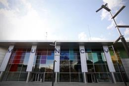 Sede del Museo Nacional de Ciencia y Tecnología (MUNCYT) en Alcobendas (Madrid)