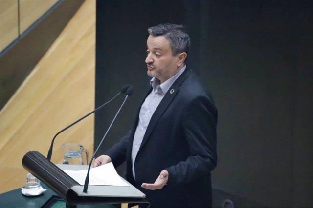 Pedro Barrero, concejal socialita del Ayuntamiento de Madrid
