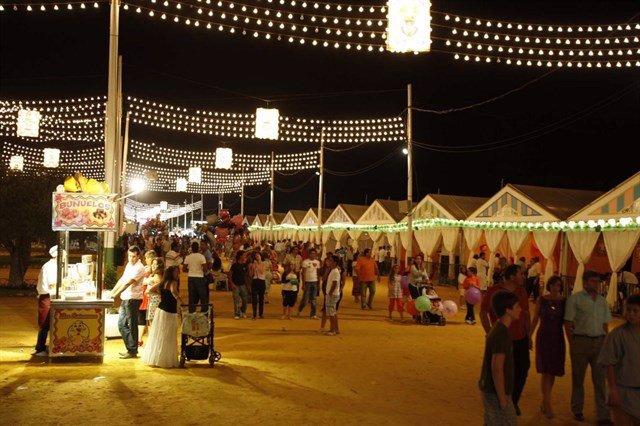 La Feria de Mairena del Aljarafe