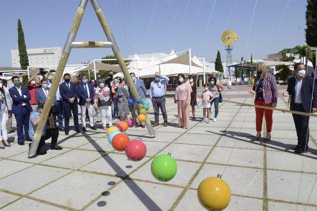 Reapertura del Parque de las Ciencias de Granada