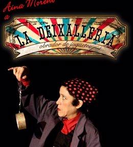 Imagen promocional de 'La Deixalleria', que se ofrecerá esta semana en Viu la Cultura Online.