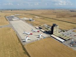 Aeropuerto de Lleida-Alguaire.