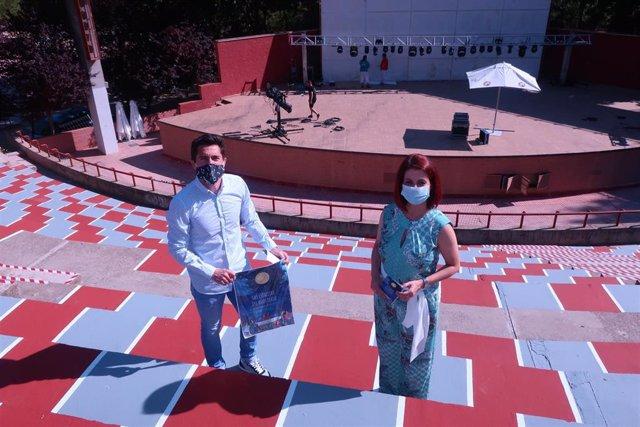 Presentación de la programación cultural dle Ayuntamiento de Teruel.