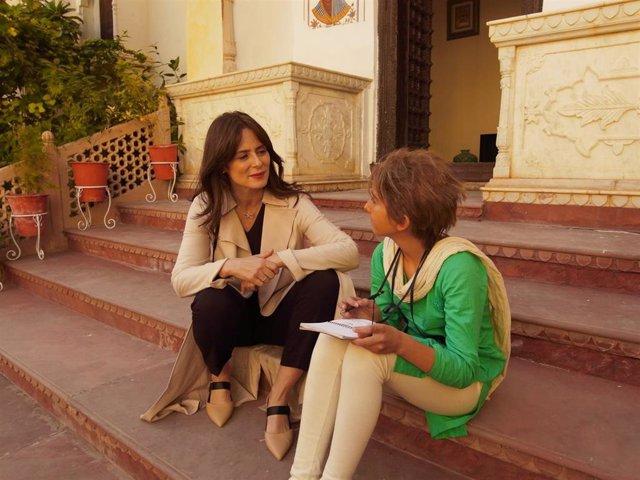 Imagen de la película 'La cinta de Álex'
