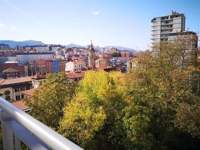 EH Bildu pide alternativas de ocio saludable al aire libre durante este verano en el entorno urbano de Bilbao