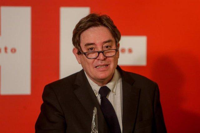 El director del Instituto Cervantes, Luis García Montero