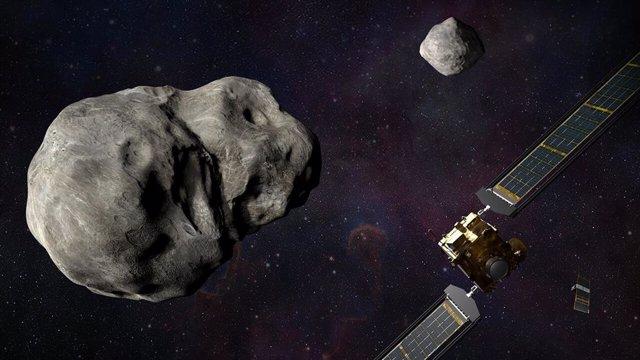 'Dimorphos', nombre para el asteroide más pequeño del sistema Didymos