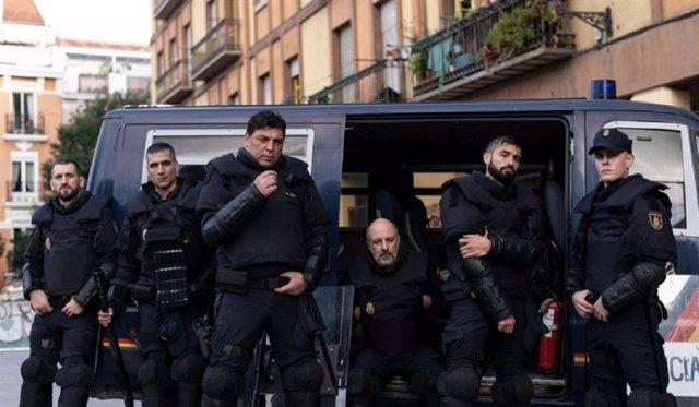 Tráiler de Antidisturbios, la serie de Rodrigo Sorogoyen que llegará a Movistar+ después de verano