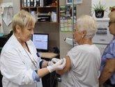 Foto: Expertos ven necesario incrementar la vacunación antigripal ante una segunda oleada de Covid-19