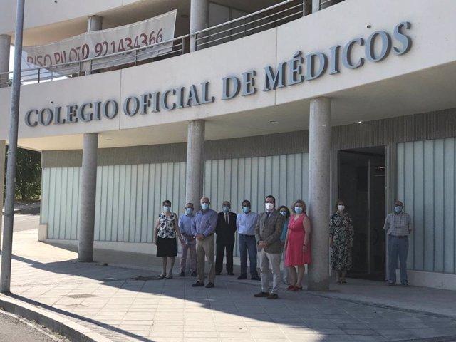 Nueva Sede Colegio De Médicos De Segovia.