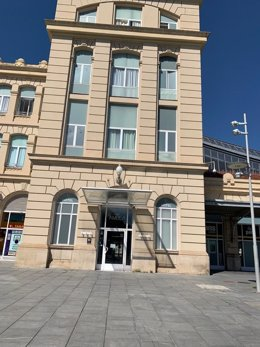 El hotel Rambla de Lleida acoge personas que han tenido contacto con enfermos de coronavirus.
