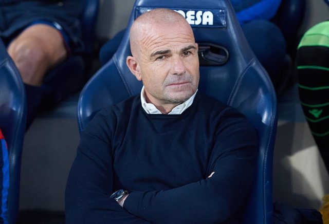 """Fútbol.- Paco López: """"No dejaremos de ser ambiciosos, no permitiré relajaciones"""""""