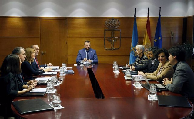 Reunión del Consejo de Gobierno, en una imagen de archivo
