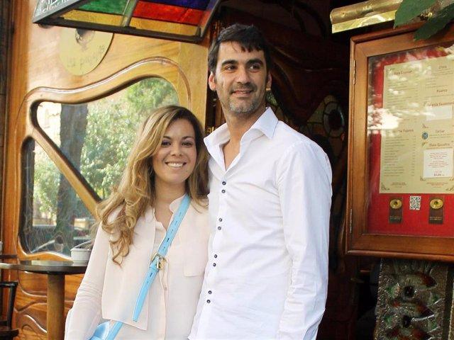 Jesulín de Ubrique y María José Campanario en una de sus últimas escapadas a Madrid