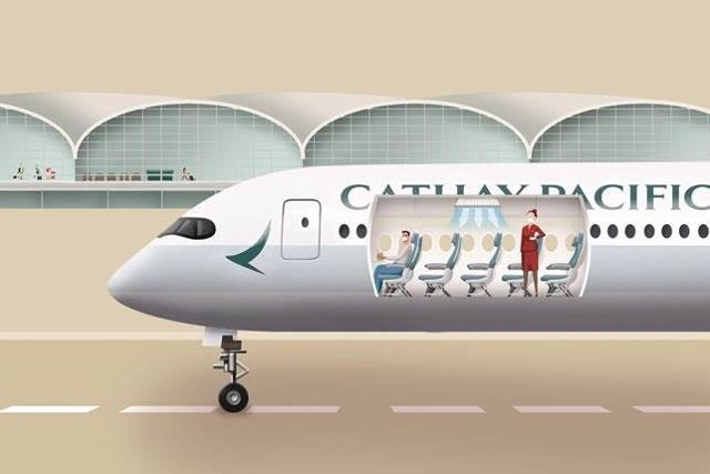 Cathay Pacific lanza Cathay Care