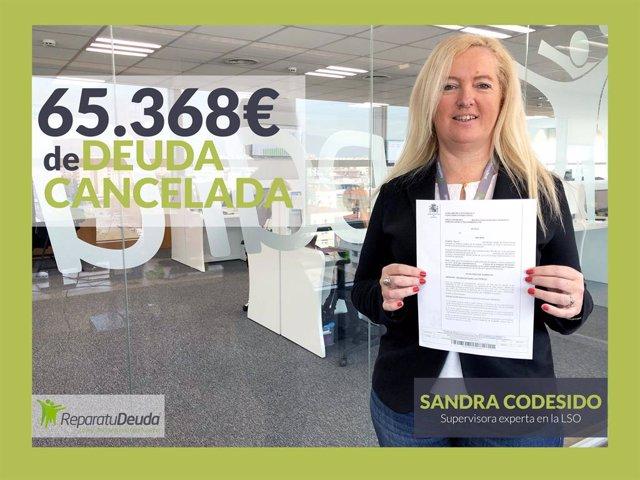 COMUNICADO: Repara tu Deuda abogados cancela 65.369 € con 32 bancos en Tarragona