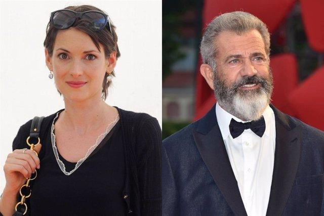 Winona Ryder acusa a Mel Gibson de antisemitismo y homofobia