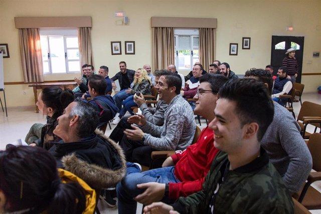Centro de Proyecto Hombre en Jaén