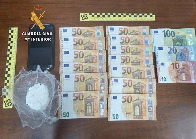 [Badajoz] Nota De Prensa Detenido Tráfico De Drogas