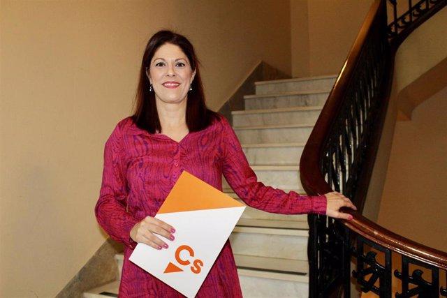 Noelia Losada, concejala de Cultura y Deporte