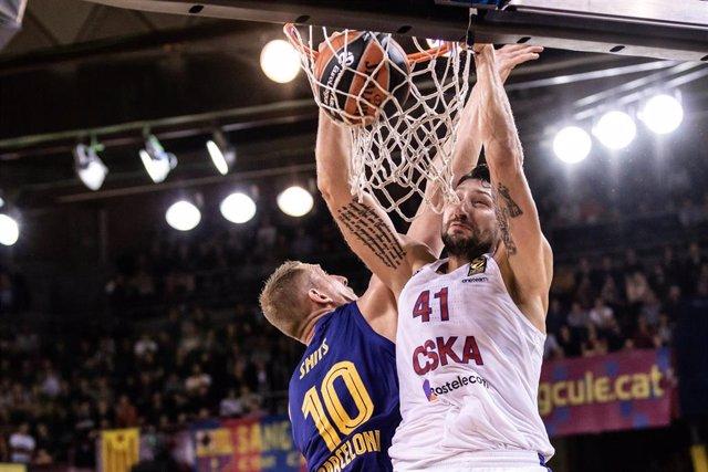 Barcelona - CSKA de Euroliga