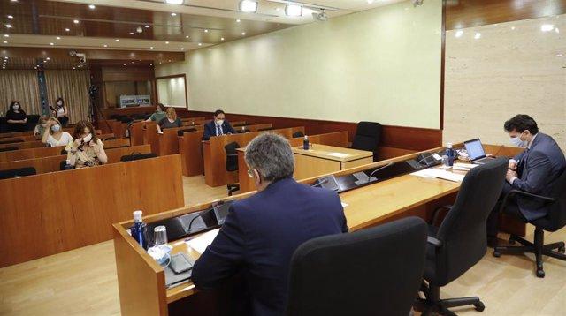 Comisón parlamentaria de la Ley de Ciencia de Castilla-La Mancha