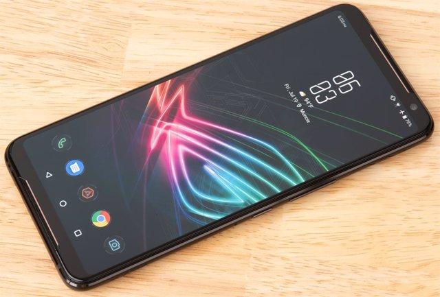 Asus lanzará en julio su nuevo smartphone para gamers ROG Phone 3