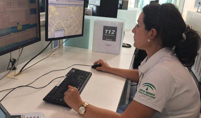 Operadora de Emergencias 112 Andalucía