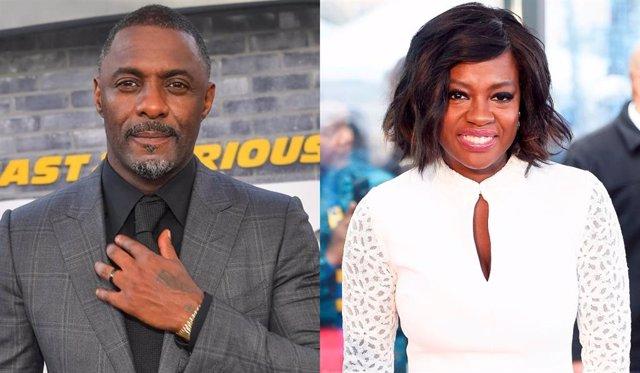 """Idris Elba, Viola Davis y más de 300 estrellas piden a Hollywood que no """"glorifique a la policía"""""""