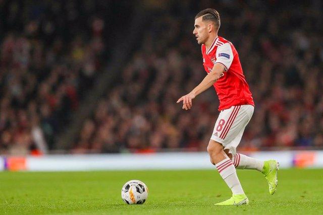 Fútbol.- Ceballos continuará cedido en el Arsenal la próxima temporada