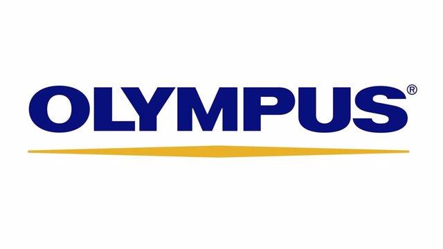 Logo de Olympus.