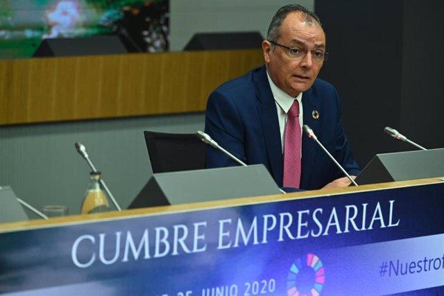 El presidente de la CEV defiende en la cumbre empresarial de CEOE las propuestas para la recuperación que necesita la Comunitat Valenciana