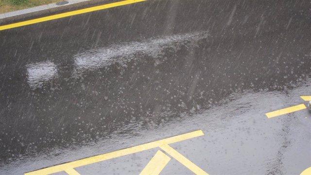 Precipitaciones en Bizkaia