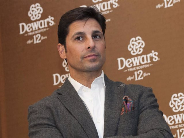 Francisco Rivera At The Presentation Of Dewar's 12 On January 28, 2016 In Seville, Spain.