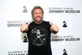 """Foto: Sammy Hagar, dispuesto a """"enfermar e incluso morir"""" para reactivar la industria de la música en vivo"""