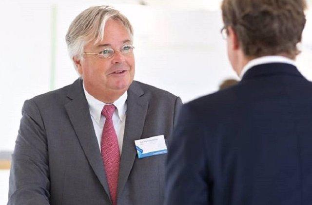 El director general de ACEA, Eric-Mark Huitema.