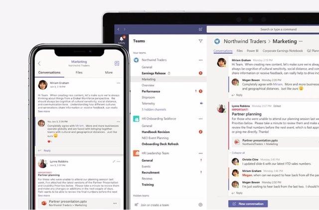 Microsoft Teams extiende sus funciones a las comunicaciones personales con famil