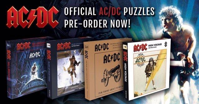 Los puzzles de AC/DC