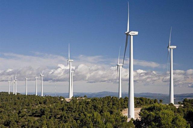 Parque eólico de Boira de Acciona