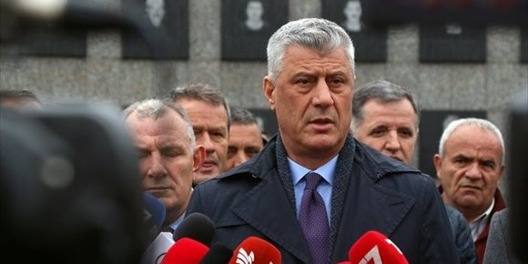 4. La Fiscalía Especial de La Haya acusa al presidente de Kosovo de crímenes de guerra y contra la Humanidad