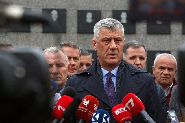 Kosovo.- La Fiscalía Especial de La Haya acusa al presidente de Kosovo de crímen