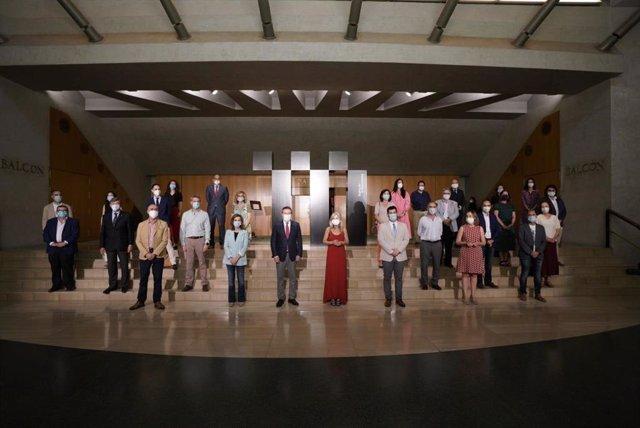 Presentación de la temporada 2020/2021 de Teatro Maestranza