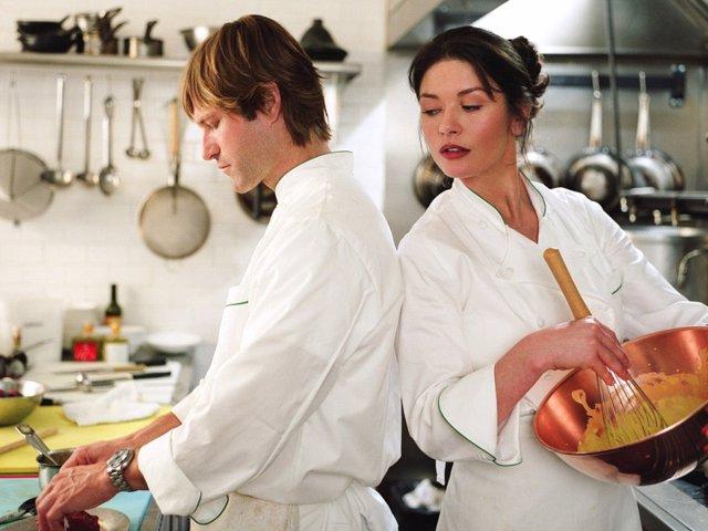 Fotograma de la película 'Sin reservas'