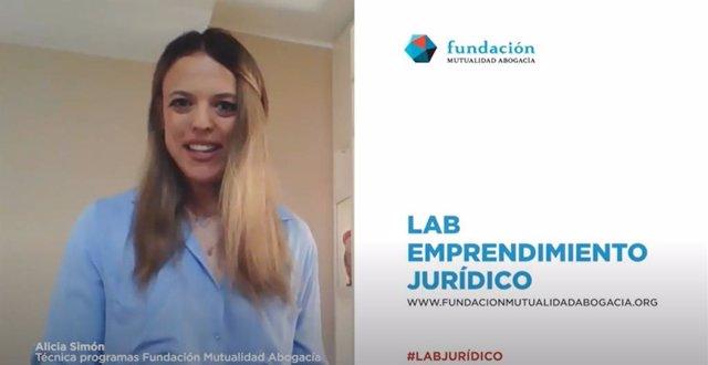 Presentación del 'Lab Emprendimiento Jurídico', de Fundación Mutualidad Abogacía