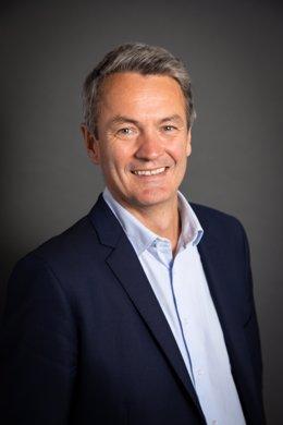 Antoine Grolin, presidente de la Junta Directiva de Ceetrus