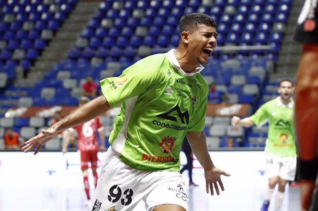 El Palma Futsal, a semifinales del playoff por el título de fútbol sala nacional