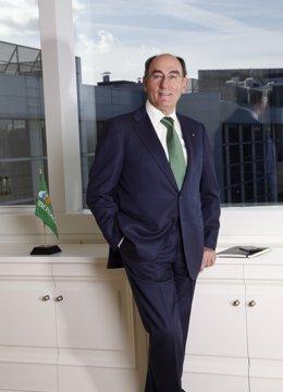 El presidente de Iberdrola, Ignacio Galán
